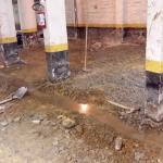 Impermeabilização de cortinas de concreto