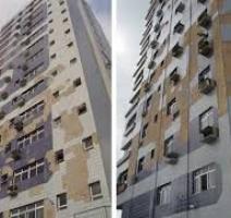 Empresa de reforma de fachada