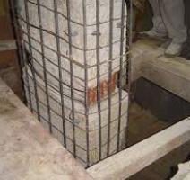 Recuperação estrutural de pilares