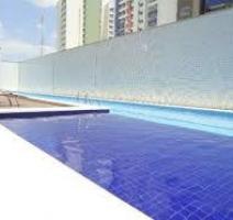 Serviço de impermeabilização em piscinas